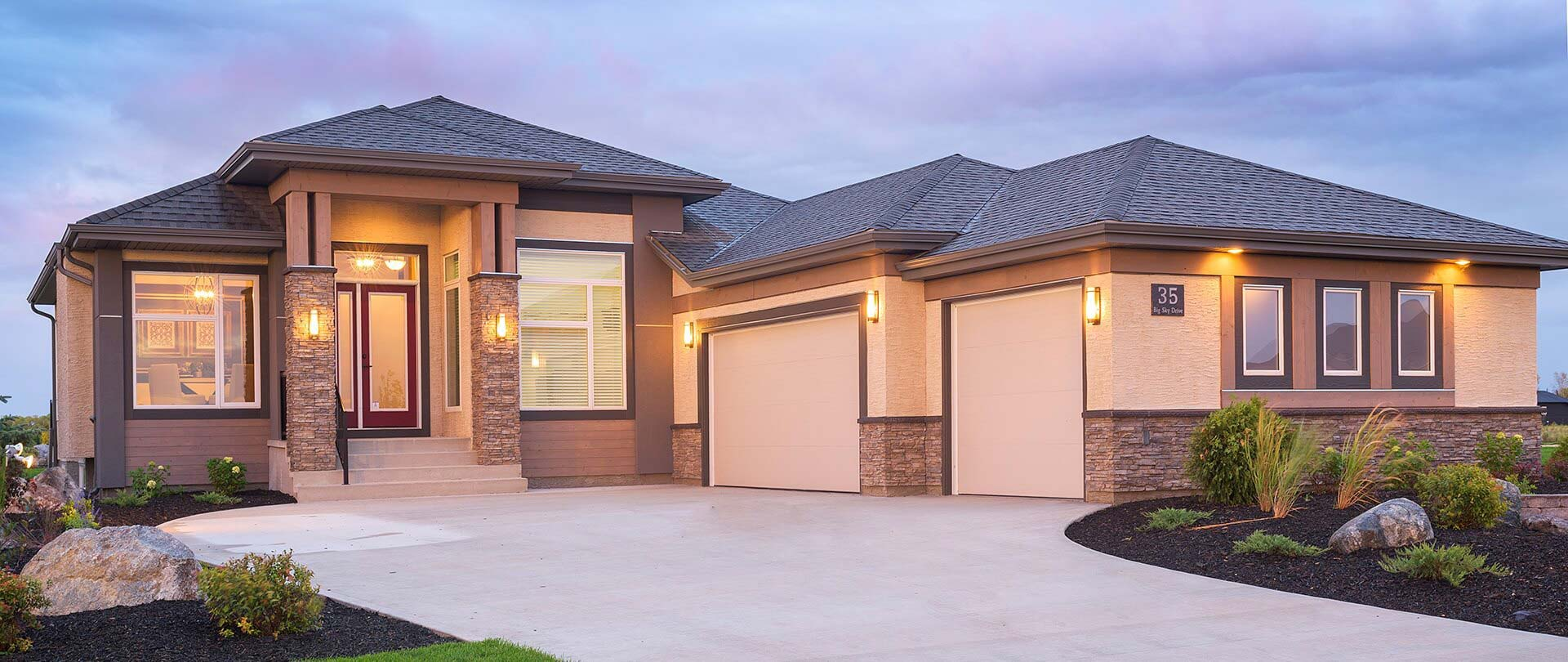 New Homes in Oak Bluff West - Qualico Communities Winnipeg