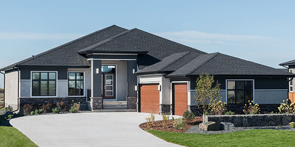 Oak Bluff West Show Homes